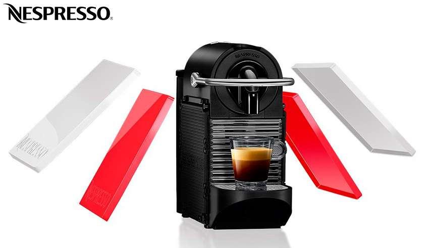 A melhor cafeteira de cápsula Nespresso Pixie Clips