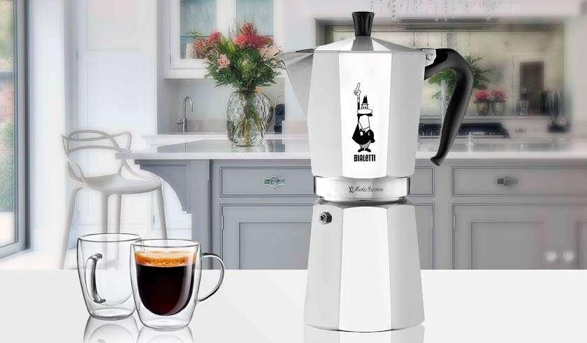 A melhor cafeteira expresso manual