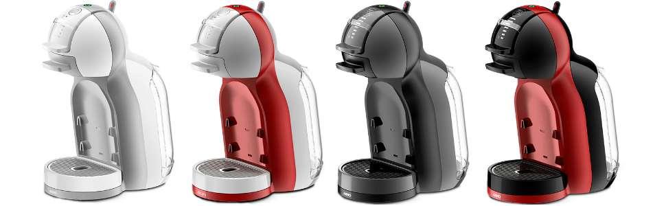 Máquina de café Nescafé Dolce Gusto Mini Me com cápsulas