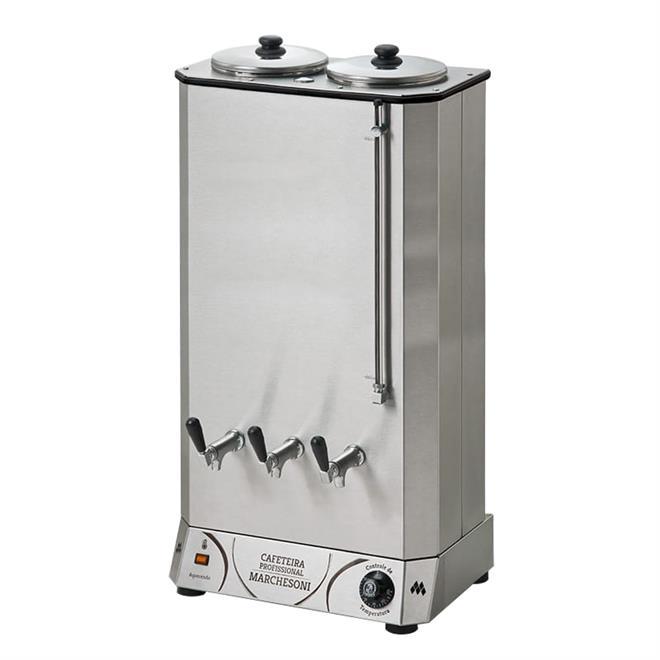 Cafeteira Elétrica Profissional Inox 50 Litros 220V CF.4.252 Marchesoni