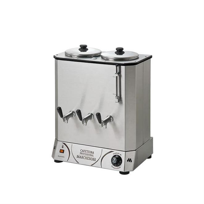 Cafeteira Elétrica Profissional Inox 8 Litros Marchesoni
