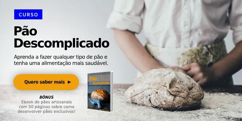 Curso pão artesanal