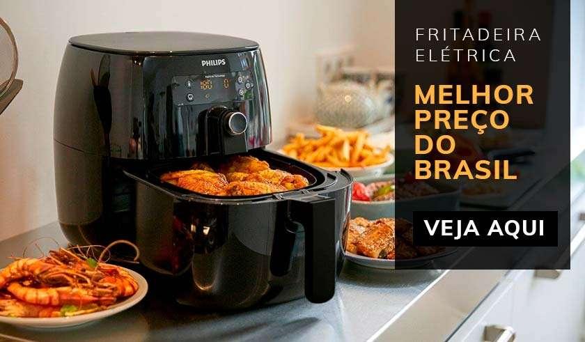 Fritadeira Elétrica Melhor Preço Promoção