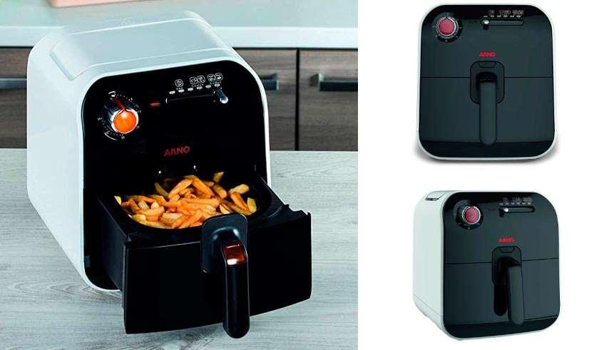 A Melhor Fritadeira Elétrica Airfryer Arno Branca Delight