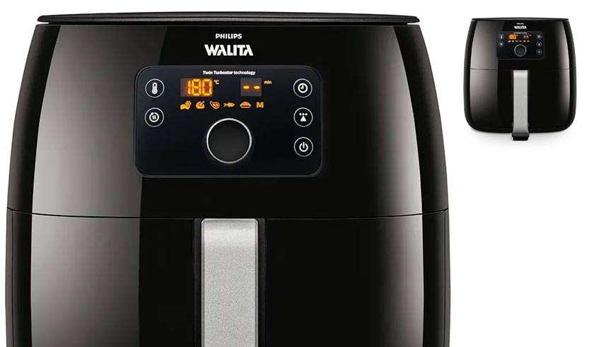 A Melhor Fritadeira Elétrica Philips Walita Turbofryer