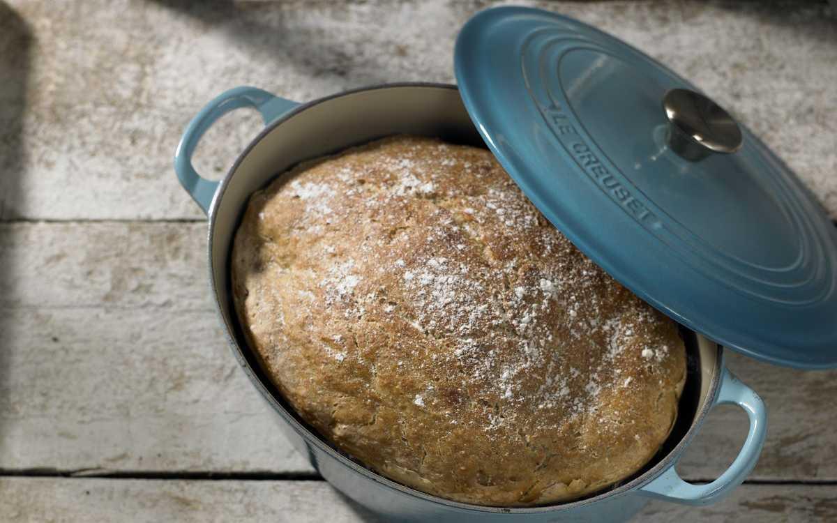 Panela de ferro para pão Le Creuset Dutch Oven