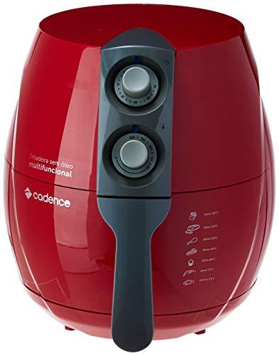 Fritadeira Sem Óleo Perfect Fryer Colors, Cadence Frt541-220, Vermelho Cadence Vermelho 220v