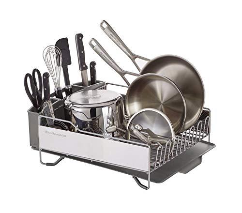 KitchenAid KNS896BXGRA Prateleira de tamanho completo, Light Grey, Full Size, 1