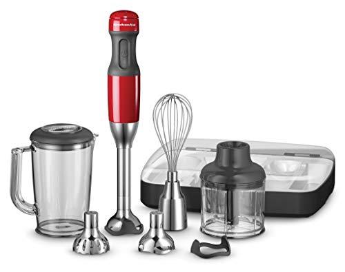 KitchenAid KEB25AV Mixer de Mao, 110V, Empire Red