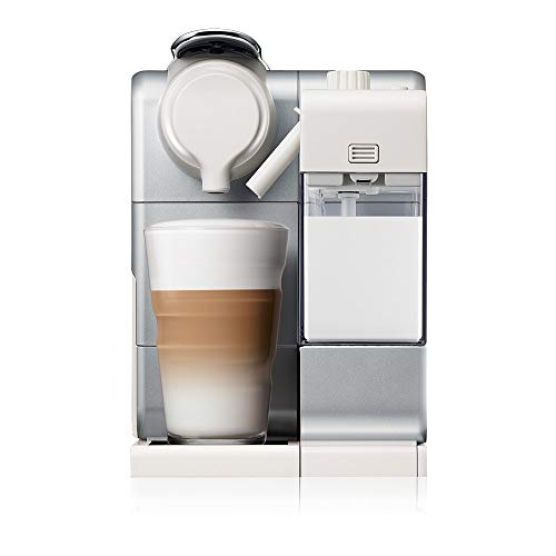 Máquina de Café New Lattissima Touch, 110V, Nespresso, Prata