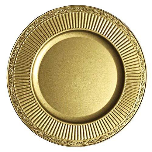 Sousplat Colonial Rafimex Dourado